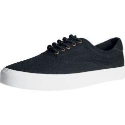 Urban Classics Low Sneaker With Laces Buty sportowe czarny/biały. Białe buty skate męskie Urban Classics. Za 62,90 zł.