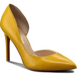 Szpilki: Szpilki SOLO FEMME – 34278-63-G17/000-04-0 Żółty