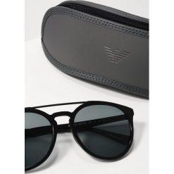 Okulary przeciwsłoneczne męskie: Emporio Armani Okulary przeciwsłoneczne black/polar grey