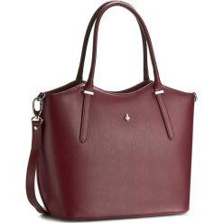 Torebka CREOLE - K10274 Bordo. Czerwone torebki klasyczne damskie Creole, ze skóry. W wyprzedaży za 239,00 zł.