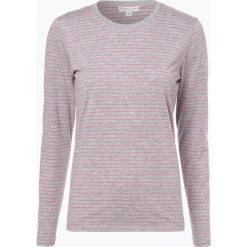Marie Lund - Damska koszulka z długim rękawem, szary. Szare t-shirty damskie Marie Lund, m, w paski. Za 49,95 zł.