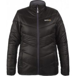 Regatta Kurtka Zimowa Women´S Icebound Black 14. Czarne kurtki damskie zimowe marki Regatta, s. W wyprzedaży za 134,00 zł.
