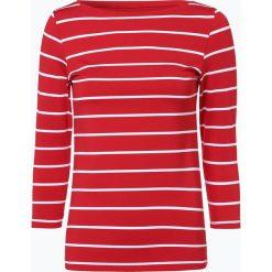 Apriori - Damska koszulka z długim rękawem, czerwony. Niebieskie t-shirty damskie marki Apriori, l. Za 99,95 zł.
