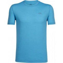 Icebreaker Koszulka Sportowa Mens Tech Lite Ss Crewe Capri/Capri Xl. Niebieskie odzież termoaktywna męska marki Icebreaker, m, z nylonu, z krótkim rękawem, outdoorowe. W wyprzedaży za 179,00 zł.