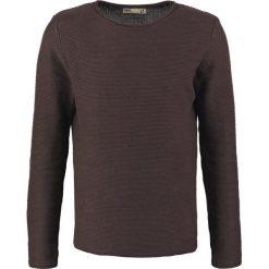 Swetry klasyczne męskie: Solid JARAH Sweter turkish