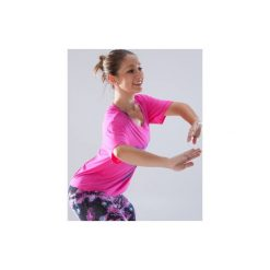 Odzież damska: Koszulka krótka do tańca