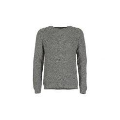 Swetry Benetton  VEMU. Szare swetry klasyczne męskie marki Benetton, m. Za 181,30 zł.
