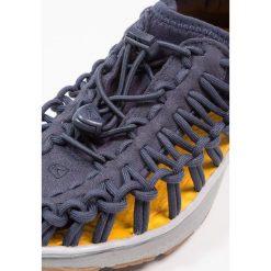 Keen UNEEK O2 Sandały trekkingowe dress blues/neutral gray. Czerwone sandały chłopięce marki Keen, z materiału. Za 249,00 zł.