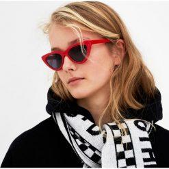 Okulary przeciwsłoneczne damskie aviatory: Okulary przeciwsłoneczne typu cat eye