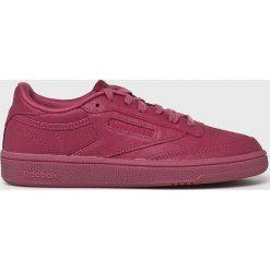 Reebok Classic - Buty Club C 85. Czerwone buty sportowe damskie reebok classic Reebok Classic, z gumy. W wyprzedaży za 319,90 zł.
