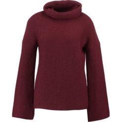 Swetry klasyczne damskie: IVY & OAK FLARED SLEEVE  Sweter merlot