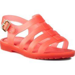 Sandały dziewczęce: Sandały MELISSA – Mini Melissa Flox BB 31675  Orange 06381