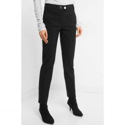 Spodnie z prostymi nogawkami. Brązowe rurki damskie marki Orsay, s, z dzianiny. Za 79,99 zł.