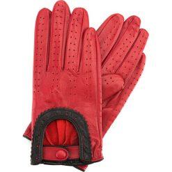 Rękawiczki damskie 46-6L-292-2T. Czerwone rękawiczki damskie Wittchen. Za 99,00 zł.