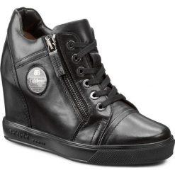 Buty damskie: Sneakersy BALDININI – 648424PNAPP00 F Nero