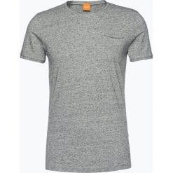 T-shirty męskie: BOSS Casual – T-shirt męski – Thankful, szary