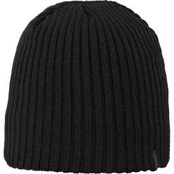 Barts - Czapka Wilbert. Czarne czapki zimowe męskie marki Barts, na zimę, z dzianiny. Za 69,90 zł.