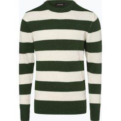 G-Star - Sweter męski – Doolin, zielony. Zielone swetry klasyczne męskie marki G-Star, m, z klasycznym kołnierzykiem. Za 449,95 zł.