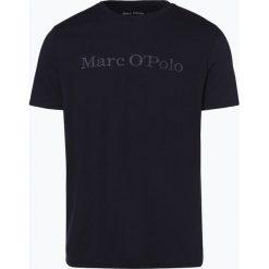 Marc O'Polo - T-shirt męski, niebieski. Niebieskie t-shirty męskie marki Reserved, l, polo. Za 89,95 zł.