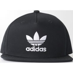 Czapka adidas Trefoil Snap-Back Cap (BK7324). Czarne czapki z daszkiem męskie Adidas, z bawełny. Za 79,99 zł.