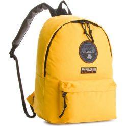 Plecak NAPAPIJRI - Voyage 1 N0YGOSYA1 Yellow. Żółte plecaki męskie marki Napapijri. W wyprzedaży za 179,00 zł.