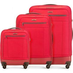 Walizki: 56-3S-51S-30 Zestaw walizek