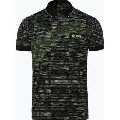 Koszulki polo: BOSS Athleisure – Męska koszulka polo – Paule Pro 1, czarny