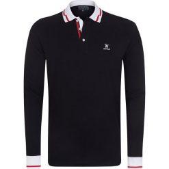"Koszulki polo: Koszulka polo ""Handicap"" w kolorze czarnym"