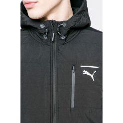 Puma - Kurtka New Evo. Czarne kurtki męskie przejściowe Puma, m, z bawełny, z kapturem. W wyprzedaży za 239,90 zł.
