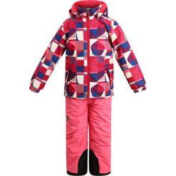 Color Kids KETIL SKI SET Kurtka snowboardowa camilla rose. Niebieskie kurtki chłopięce sportowe marki bonprix, z kapturem. W wyprzedaży za 407,20 zł.