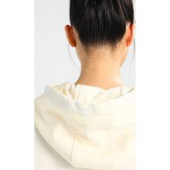 Bluzy rozpinane damskie: Kappa AUTHENTIC TWENNY Bluza z kapturem vanilla