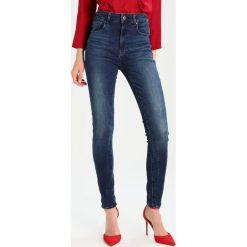 GStar 3301 ULTRA HIGH SKINNY NEW Jeans Skinny Fit blue denim. Niebieskie jeansy damskie marki G-Star. W wyprzedaży za 391,30 zł.