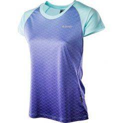 MARTES Koszulka Hi-Tec LADY CHIABA niebieska r. L. Pomarańczowe t-shirty damskie marki MARTES, m. Za 50,65 zł.