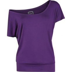 RED by EMP Can You Read My Mind Koszulka damska jasnofioletowy (Lilac). Fioletowe bluzki damskie RED by EMP, m, z dekoltem w łódkę. Za 74,90 zł.