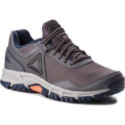Buty Reebok - Ridgerider Trail 3.0 CN4616 Grey/Navy/Bright Lava. Szare buty trekkingowe męskie marki Reebok, z materiału. W wyprzedaży za 179,00 zł.