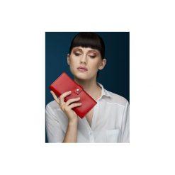 Portfel skórzany CZERWONY. Czerwone portfele damskie B.muszyński, ze skóry. Za 299,00 zł.