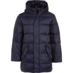 Płaszcze damskie: Benetton Płaszcz puchowy dark blue