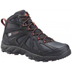 Columbia Buty Trekkingowe Peakfreak Xcrsn Ii Mid Leather Outdry Black Supersonic 41.5. Czarne buty trekkingowe męskie Columbia, ze skóry. W wyprzedaży za 439,00 zł.