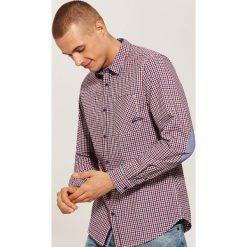 Koszula w kratkę - Wielobarwn. Szare koszule damskie w kratkę marki House, l. Za 69,99 zł.
