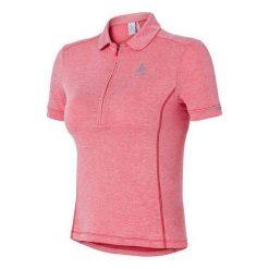 Odlo Koszulka rowerowa Tech. Polo Shirt s/s Classic różowa r. M (410931M). Czerwone odzież rowerowa męska Odlo, m. Za 209,96 zł.