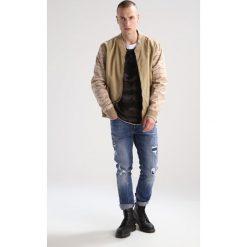 Kurtki męskie bomber: Rocawear Kurtka jeansowa khaki