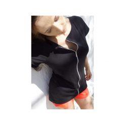 T-shirt Full-Of-Zip. Czarne t-shirty damskie Desert snow, m, z bawełny. Za 79,00 zł.