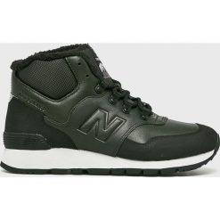 New Balance - Buty HL755MLE. Czarne halówki męskie marki New Balance. Za 549,90 zł.