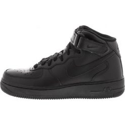 Tenisówki męskie: Nike Sportswear AIR FORCE 1 MID '07 Tenisówki i Trampki wysokie black