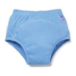 Buty sportowe dziewczęce: Bambinomio Pieluchy Treningowe 11-13 Kg – Niebieskie