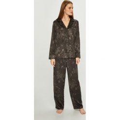 Lauren Ralph Lauren - Piżama. Szare piżamy damskie Lauren Ralph Lauren, l, z materiału. Za 499,90 zł.