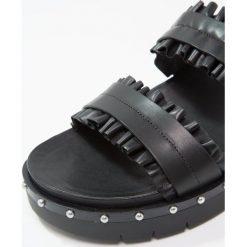 Chodaki damskie: AllSaints ALANNA  Klapki black