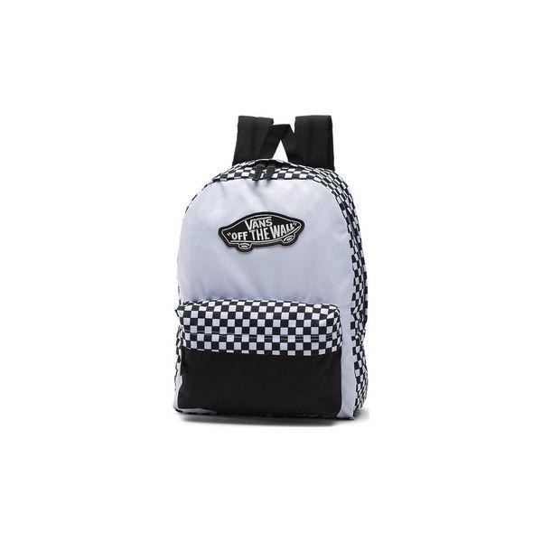 310402d0ced8a Plecaki Vans Realm Backpack - Białe plecaki męskie Vans. Za 221