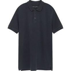 Koszulka polo w kolorze czarnym. Niebieskie koszulki polo marki GALVANNI, l, z okrągłym kołnierzem. W wyprzedaży za 108,95 zł.
