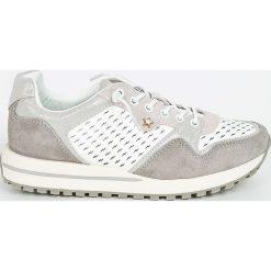 Wrangler - Buty. Szare buty sportowe damskie Wrangler, z gumy. W wyprzedaży za 229,90 zł.